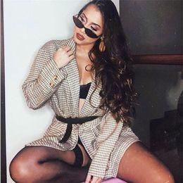 $enCountryForm.capitalKeyWord Australia - Loose Kimono Coat Womens Sexy Print Fashion Cardigan Coat Tops Vintage Autumn Long Sleeve Slim Cool Lady Jackets