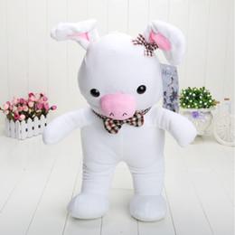 $enCountryForm.capitalKeyWord UK - gift mp3 1piece 21inches Pig Rabbit 1piece Pig Rabbit Doll Toy SBS DRAMA Hot Birthday Christmas Girl Gift