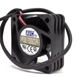 $enCountryForm.capitalKeyWord Australia - AVC DA04015B12U 4CM 4015 12V Two-wire Computer CPU Power Box Switch High Volume Fan