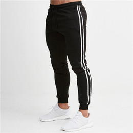 $enCountryForm.capitalKeyWord NZ - 2019 Autumn Sweatpants Men Men Jogger Pants Fitness Bodybuilding Gyms Pants Running Pant Male Trousers Sport Gyms Bottom