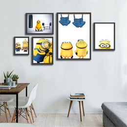 $enCountryForm.capitalKeyWord Australia - Canvas Painting Cartoon Hero Home Decoration Wall Pictures for Living Room Kids Room Decor Movie Posters and Prints