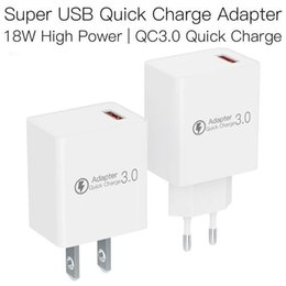 100 iphone UK - JAKCOM QC3 Super USB Quick Charge Adapter New Product of Cell Phone Chargers as free music 3gp download p104 100 jul