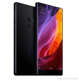 nfc 4g fingerprint 2019 - New Original Xiaomi Mi MIX 6.4 Inch Full Screen Snapdragon 821 6GB RAM 256GB ROM 2040x1080P FHD Ceramics 4400mAh 4g Lte
