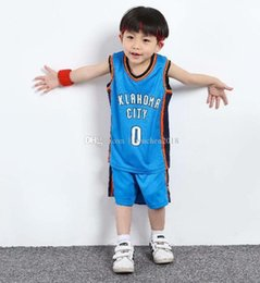 $enCountryForm.capitalKeyWord NZ - Wholesale Sale American Basketball 0#(westbrook) Super Basketball Star Custom Basketball Clothing Outdoor Sports Clothing For Big Children