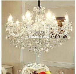 $enCountryForm.capitalKeyWord NZ - Free Shipping Honey Crystal chandelier Living Room lustre sala de jantar cristal Modern Chandeliers Lighting Home Decoration