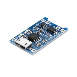 arm modules NZ - TP4056 Micro USB Type C 5V 1A 18650 Lithium Battery Charging Protection Board TE585 Lipo Charger Module