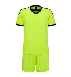 Boys soccer clothes online shopping - New Children Football Jerseys Boys Soccer  Clothes Sets Short Sleeve 81492262baa1