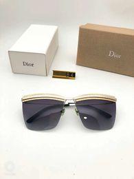 $enCountryForm.capitalKeyWord Australia - Luxury Sunglasses Designer Sunglasses Fashion Polarized Adumbral for Women Glass UV400 Brand with Box and Logo Unique design