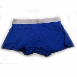 Underwear Youth UK - Mesh Designer Mens Underwear Boxer Brief Shorts Breathable Youth Funny Fashion Modal Sexy Underwears Male Penis Boxer Homme 3 Pcs lot sx