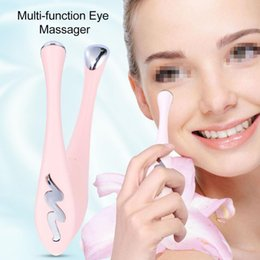 $enCountryForm.capitalKeyWord Australia - Multi-function Eye Massager Care Heating Facial Anti-aging Vibration Wrinkle Removal Dark Circle Pouch Beauty Eye Care Device C18112601