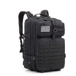 Venta al por mayor de 45L de gran capacidad famoso Man Army Tactical Assault Mochilas Bolsas de aire libre 3P EDC Molle Paquete para el senderismo caza que acampa bolsa