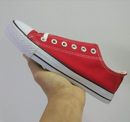 $enCountryForm.capitalKeyWord Australia - Brand New Factory Promotional Price! Canvas Shoes Women and Men Low Style Classic Canvas Shoes Casual Canvas Shoe z006