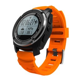Camera Height Australia - S928 Major Motion Gps Intelligence Wrist Watch Pressure Temperature Height Heart Rate Cycling Mountaineering Run Plan Step Location
