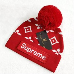 China Autumn Winter Beanies Womens Hat Knitted Wool Skullies Casual Cap Pompom Ski Gorros Skullies Cap supplier beanie ski suppliers
