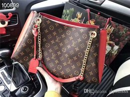 Tote Bags Compartments Canada - 2019 designer Handbag new Size: 36.26.13cm Hot sell crossbody shoulder bags luxury designer handbags women bags purse capacity totes bags