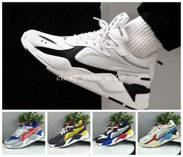 X Toy For Men NZ - 2019 New Creepers High Quality RS-X Toys Reinvention Shoes Sports for Men Women Running Basketball Trainer Casual Sneakers Size 36-45