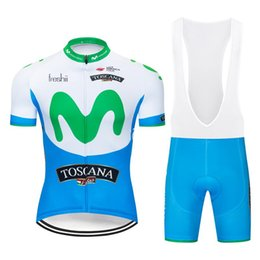 $enCountryForm.capitalKeyWord Australia - 2019 New Movistar Cycling Jersey Summer Quick Dry Bike Mtb Clothing Men Breathable Racing Bicycle Shirts 3d Bib Shorts Suit Y011705