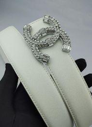 nuova 001 Cintura qualità di prima classe genuina reale del cuoio disegno Mens per gli uomini cinghie di cuoio per le donne cinghia Cinture luxary Peal Buckle in Offerta