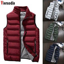 $enCountryForm.capitalKeyWord Australia - Spring Autumn Men New Stylish 2019 Vest Mens Plus Size 5XLWarm Sleeveless Jacket Men Winter Waistcoat Men's Vest Casual Coats