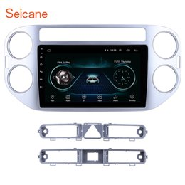 $enCountryForm.capitalKeyWord Australia - Hot Selling 9 inch Android 8.1 HD Touchscreen Car Multimedia Player for 2010-2015 VW Volkswagen Tiguan with WIFI AUX GPS Navi support 1080P
