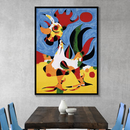 print large pictures NZ - Joan Miro Abstract Wall Art Oil Painting-10 Famous Painting On Canvas Living Room Home Decoration Large Pictures 191002