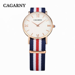 dual time watches men UK - CAGARNY Brand Men Quartz Watches Stainless Steel Watchband Dual Time Zones Military Wrist Watches Casual Reloj Hombre PENGNATATE