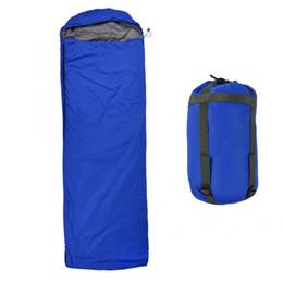 $enCountryForm.capitalKeyWord Australia - 230x72cm Single Person Envelope Sleeping Bag Waterproof Keep Warm Three Season Spring Summer Sleeping Bag for Camping Travel