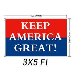 Trump Tank Flag Donald John Banner Usa President Decortive Train Keep America Great Various Styles 12wf F1 venda por atacado