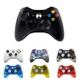 $enCountryForm.capitalKeyWord Australia - Wireless Controller For Xbox360 controller Joypad Joystick For Microsoft Xbox 360 Computer PC Gamepad Controle Mando