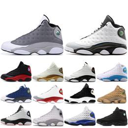 8635c2b0164e76 13 OG Men Basketball Shoes Trainers Atmosphere Grey Phantom CP3 PE Home 13s  He Got Game Sport Shoes Designer Sneakers 40-47
