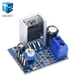 12v power board NZ - Integrated Circuits GREATZT 2030 Module Power Supply TDA2030 Audio Amplifier Board Module TDA2030A 6-12V Single Integrated Circuits