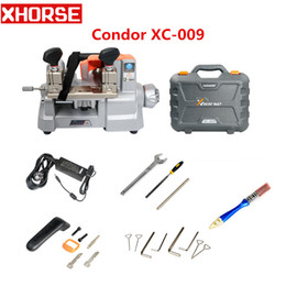 Discount condor key machine - Xhorse Condor XC-009 Key Cutting Machine for Single-Sided keys and Double-Sided Keys Xhorse Condor XC009