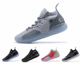 Discount kd casual shoes - Cheap Kd 11 Casual Shoes Men Women Youth Red Paranoid Persian Violet PE Fly Kevin Durant 11s XI 2019 Casual Shoes