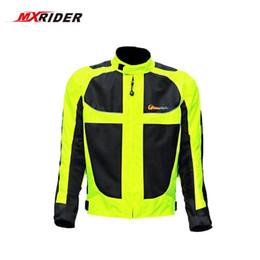 $enCountryForm.capitalKeyWord Australia - Motorcycle jacket men Summer Moto Protective Gear Jacket men Racing Reflective ox clothing Motorbike jackets