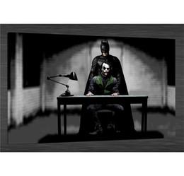 $enCountryForm.capitalKeyWord Australia - Batman The Joker I,Home Decor HD Printed Modern Art Painting on Canvas (Unframed Framed)