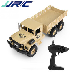 remote toys for sale Australia - wholesale Q63 1:16 2.4GHz RC Military Car 6WD Tracked Off-Road Military Car RTR Remote Control Car Toys For Children Gift Hot Sale