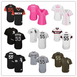 d847f93e4 2018 top Chicago White Sox Jerseys  55 Carlos Rodon Jerseys men WOMEN YOUTH Men s  Baseball Jersey Majestic Stitched Professional sportswear