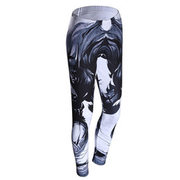 $enCountryForm.capitalKeyWord UK - Women Yoga Pants Black Printed Running Sweatpants Pilates Dancing Fitness Leggings YS-BUY