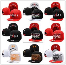 Venta al por mayor de nbspNike air nbspjordan Ball Hats # 23 jump man flight Snapback Brand Gorra de béisbol Hombres mujeres Sport gorras sun casquette basketball Hat