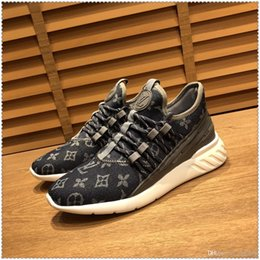 perfect sneakers 2020 - 2019C men's casual sports shoes perfect men's lace-up sneakers, with micro-standard, with the original box fas