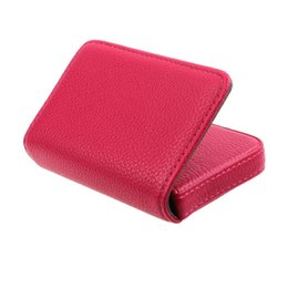 $enCountryForm.capitalKeyWord Australia - designer card holder Light Weight Exquisite Magnetic Credit Card Holder Attractive Case Business Card Case Box Holder