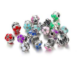 Lock Enamel Charms NZ - 2019 Fit Sterling Silver Bracelet Pumpkin Enamel Charms Beads European Stopper Clip Lock Charm Fits Pandora Bracelet Jewelry Findings Xmas