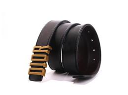 $enCountryForm.capitalKeyWord UK - 2019 mens women belt designer belts new brand designer belts mens high quality buckle belts for men women genuine leather belt 6674