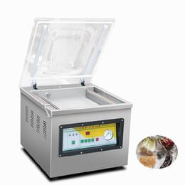$enCountryForm.capitalKeyWord Australia - NEW Commecial Sealing Vacuum Food Sealer Automatic Wet and Dry Packaging Machine Food Sealing Packaging Machine