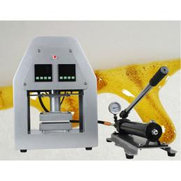 $enCountryForm.capitalKeyWord Australia - Rosin Press 20 ton ROSIN heatpress machine PURE ELECTRIC Auto Dual Heat Plates Dual Plates CK1704
