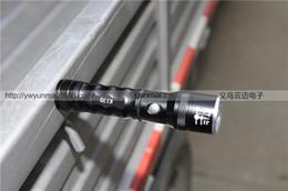 Flashlight Specials Australia - Pattern Aluminium Alloy Light Flashlight Thunder;mine;raysurname);shocking(internet Slang) Special Adams Bulb Long Shots Magnet Flashlight