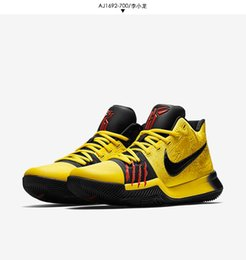 $enCountryForm.capitalKeyWord Australia - Top Quality Kyrie #3#4#5 Bruce Lee Shoes Classic Basketball Shoes Mamba Mentality Signature Shoes Outdoor Sports Sneakers 11 Colors