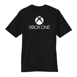 Chinese  New XBOX ONE t-shirt Xbox1 video game tee Funny free shipping Casual tshirt manufacturers