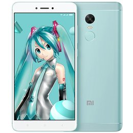 $enCountryForm.capitalKeyWord Australia - octa core 4G network Ram 3 4GB Rom 16 32 64GB unlocked original xiaomi redmi note 4X smart phone inch 5.5 Android