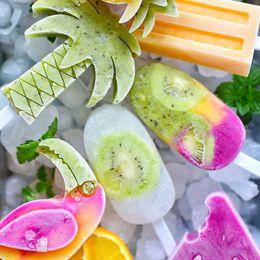 $enCountryForm.capitalKeyWord Australia - Cavities Silicone Freezer Ice Cream Mold candy bar Making Tool Juice Frozen Molds Children Lolly Tray